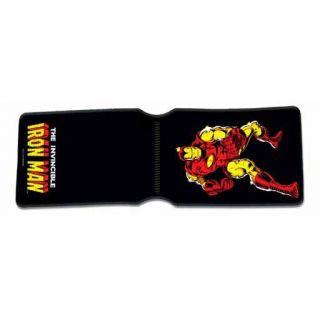 IRON MAN   Marvel   Etui pour carte de transport Iron Man Issue 126