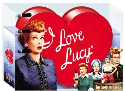 Love Lucy The Complete Series (DVD)