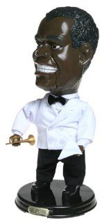 Louis Armstrong Animated Doll [Toy] Toys & Games