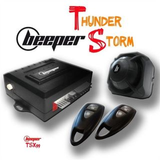 Beeper Alarme Storm Full Options   Achat / Vente ALARME VEHICULE