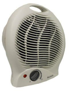 New HOLMES HFH113 Electric Fan Forced Heater Thermostat