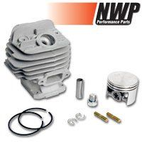 NWP Piston Cylinder Assembly (44mm) for Stihl 026, MS 260
