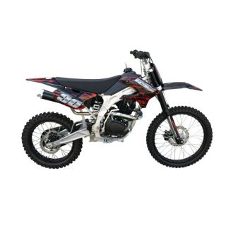 Kormoto Dirt Bike Apollo Orion 250cc Noir/Rouge   Achat / Vente MOTO