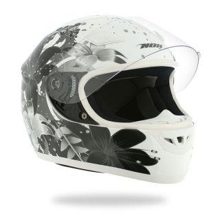 NOX Casque intégral N931 Blanc/Gris   Achat / Vente CASQUE NOX Casque