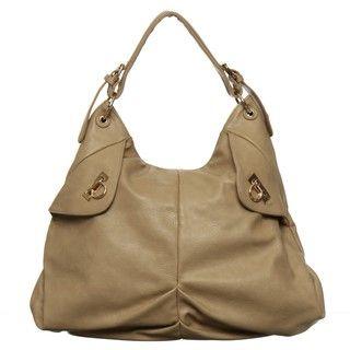 Emperia Faux Leather Shopper Bag