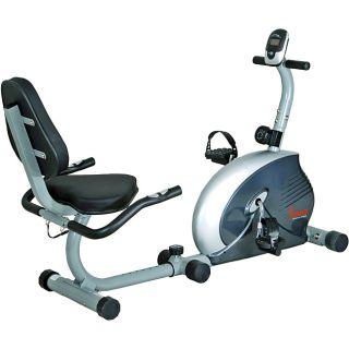 Sunny Health Fitness Magnetic Recumbent Bike Today $156.36 4.5 (19
