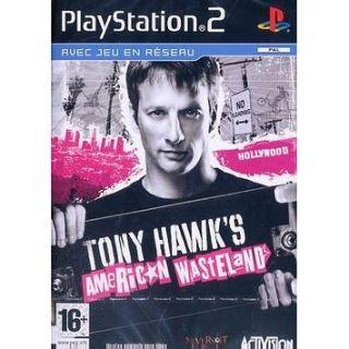 TONY HAWKS American Wasteland   Achat / Vente PLAYSTATION 2 TONY HAWK