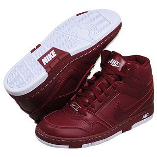 NIKE Mens Air Prestige 3 High SL Basketball Shoes