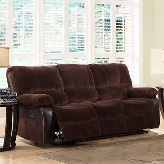 Wishaw Double Recliner Sofa