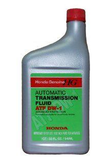 QUART of Honda Genuine DW 1 Automatic Transmission Fluid