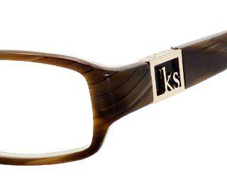 Kate Spade Florence Eyeglasses   0JDJ Horn Green Noel