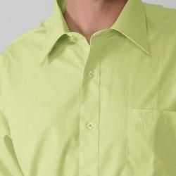 Boston Traveler Mens Point Collar Dress Shirt
