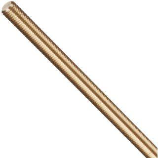 Threaded Rods & Studs   Fasteners Industrial & Scientific