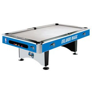 Orlando Magic Pool Table (Installation Included)