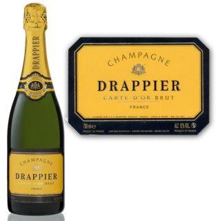 Drappier Cuvée Carte dOr (75cl)   Achat / Vente CHAMPAGNE Drappier