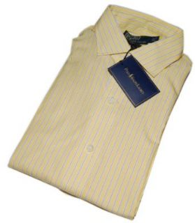 Polo Ralph Lauren Mens Estate Custom Fit Dress Shirt