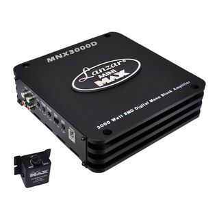 Lanzar 3000W SMD Mini Digital Mono Block Amplifier