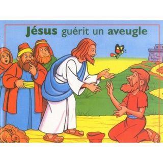 Coloriage t.3 ; Jésus guérit un aveugle   Achat / Vente livre