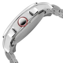 Red Line Mens Starter Stainless Steel Chronograph Watch