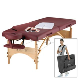 Master Massage 30 inch Geneva LX Massage Table