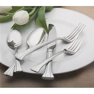 Waterford Mont Clare Stainless 65 piece Flatware Set