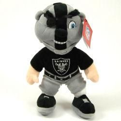 Hasbro Oakland Raiders Plush Mascot Toy