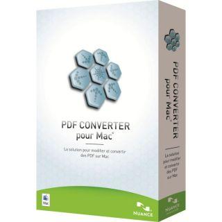 PDF CONVERTER POUR MAC 3.0   Achat / Vente LOGICIEL BUREAUTIQUE PDF