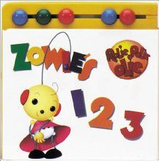 Zowies 123 (Rolie Polie Olie): William Joyce: 9780786833078: