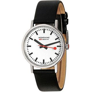 Mondaine Mens Swiss Railway New Classic Watch