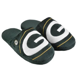 Green Bay Packers Big Logo Slippers