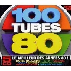 100 TUBES 80   Achat CD COMPILATION pas cher
