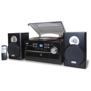 Jensen 3 speed Turntable/ CD/ Cassette/ AM/FM Stereo