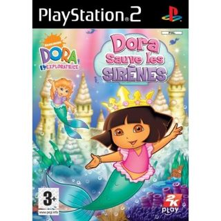 DORA SAUVE LES SIRENES / JEU CONSOLE PS2   Achat / Vente PLAYSTATION 2