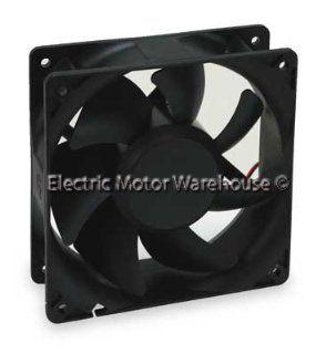 Axial Fan 115 Volts AC; .25 amps; 21 Watts; 124 CFM