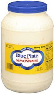 Blue Plate Mayonnaise Extra Heavy, 128 Ounce Grocery