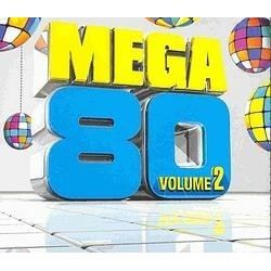 MEGA 80, Volume 2   Achat CD COMPILATION pas cher
