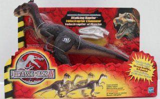 Jurassic Park 3   Stalking Electronic Raptor Toys & Games