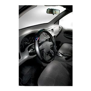 Pilot Automotive Accessory SWF 127 NFL Steering Wheel Cover   Houston