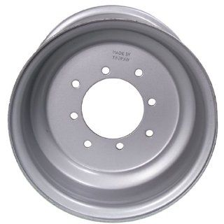 ITP Steel Wheel 10x8 3+5 Offset 4/110 130 Silver Silver 1025794700