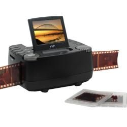 SVP FS1860 35mm Negative Film/ Slide Scanner and 32GB Memory Card