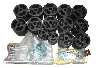 Performance Accessories 823 3 Body Lift Kit Ford F150, 250, 350