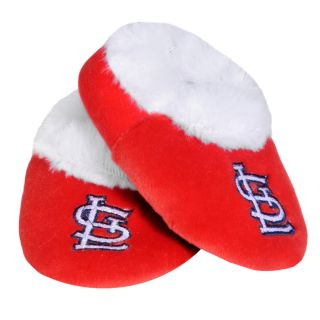 St. Louis Cardinals Baby Bootie Slippers