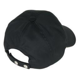Burberry Cotton blend Black Baseball Cap