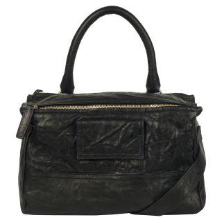 Givenchy Medium Textured Pandora Messenger Bag