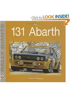 Fiat 131 Abarth (Rally Giants) Graham Robson 9781845841829