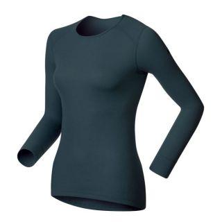 ODLO Tee Shirt ML Warm Femme   Achat / Vente SOUS VETEMENT THERMIQUE