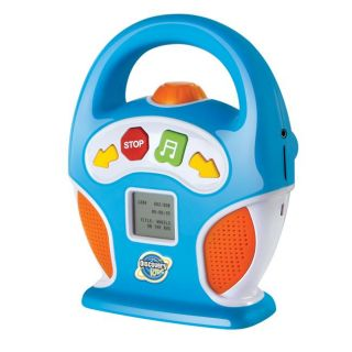 Discovery Kids Toys for Tots Portable  Player
