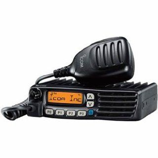 Icom IC F6021 52 UHF 450 520MHz 45W 128 CHANNELS Mobile Radio