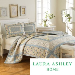 Laura Ashley Hadleigh 3 piece Quilt Set Today $97.80 3.8 (6 reviews
