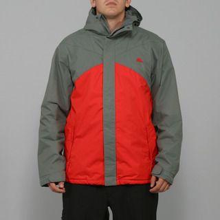 Rip Curl Mens Metro Flame Scarlet Ski Jacket